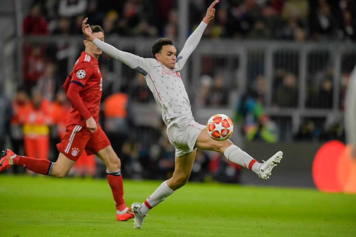 Mane và Van Dijk nhận điểm gần tuyệt đối sau màn trình diễn chói sáng trước Bayern - Bóng Đá