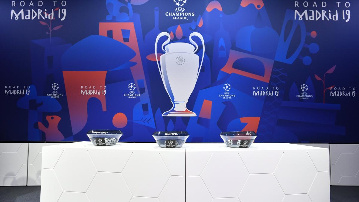 TRỰC TIẾP BỐC THĂM Champions League: 4 đại diện nước Anh cùng hồi hộp - Bóng Đá