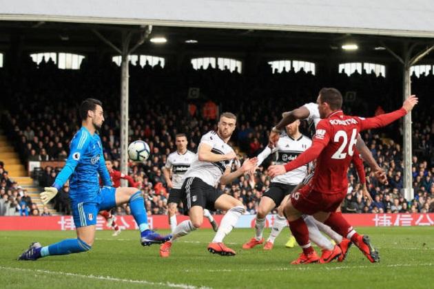 TRỰC TIẾP Fulham 0-1 Liverpool: The Kop ép sân (H2) - Bóng Đá