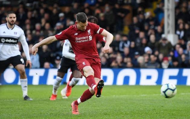 TRỰC TIẾP Fulham 1-2 Liverpool: Milner nổ súng trên chấm phạt đền (H2) - Bóng Đá