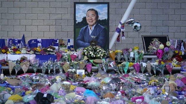 100 ngày mất của chủ tịch Vichai, Leicester đáp lời tri ân khá cảm động - Bóng Đá
