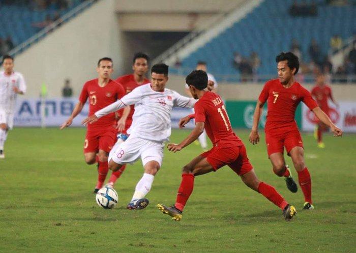 Cơ hội đi tiếp của Việt Nam ra sao sau trận thắng Indonesia? - Bóng Đá