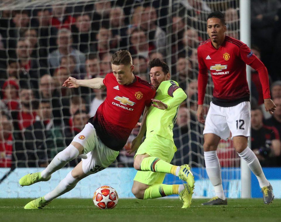 3 điều rút ra sau trận thua của Man Utd: Messi là sự khác biệt, Scott McTominay là tương lai của