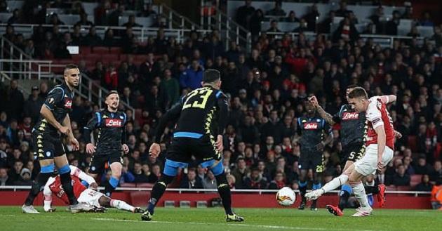 TRỰC TIẾP Arsenal 1-0 Napoli: Ramsey lập công (H1) - Bóng Đá