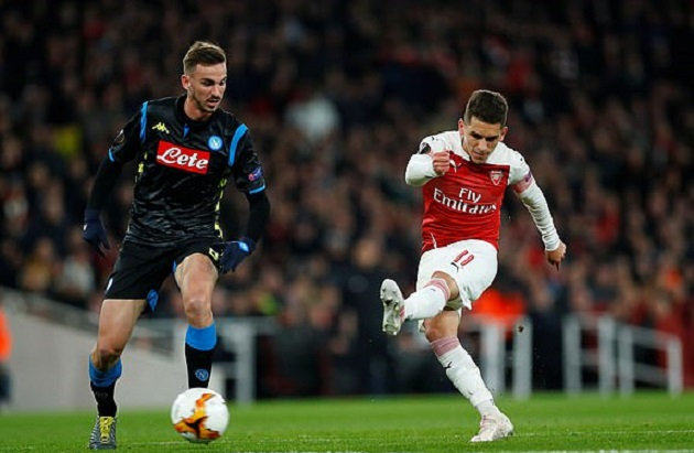 TRỰC TIẾP Arsenal 1-0 Napoli: Pháo thủ phủ đầu quá tốt (H1) - Bóng Đá