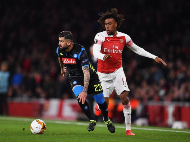 TRỰC TIẾP Arsenal 2-0 Napoli: Pháo thủ áp đảo (H2) - Bóng Đá