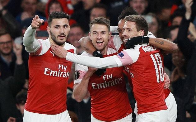 Mục tiêu 90 triệu bảng của Man Utd giúp Arsenal tiếp tục gần hơn với Champions League - Bóng Đá