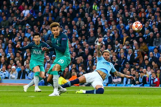 TRỰC TIẾP Man City 3-2 Tottenham: Sterling có cú đúp (H1) - Bóng Đá