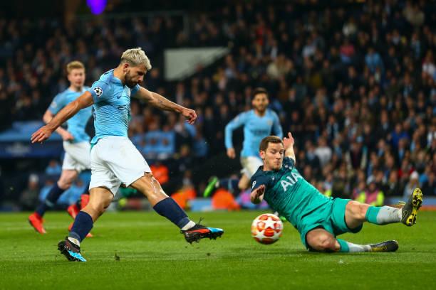 TRỰC TIẾP Man City 3-2 Tottenham: Sergio Aguero nổ súng (H2) - Bóng Đá
