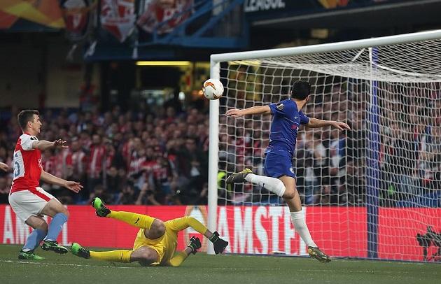 5 điểm nhấn Chelsea 4-3 Slavia Prague: Giroud chứng minh chân giá trị, Sarri đứng trước ngưỡng cửa lịch sử - Bóng Đá