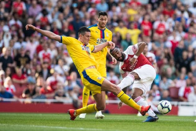 TRỰC TIẾP Arsenal 1-1 Crystal Palace: Pháo thủ tấn công mãnh liệt (H2) - Bóng Đá