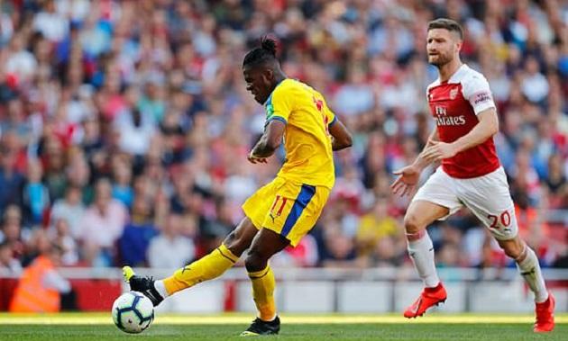 TRỰC TIẾP Arsenal 1-2 Crystal Palace: Mustafi mắc sai lầm tai hại (H2) - Bóng Đá