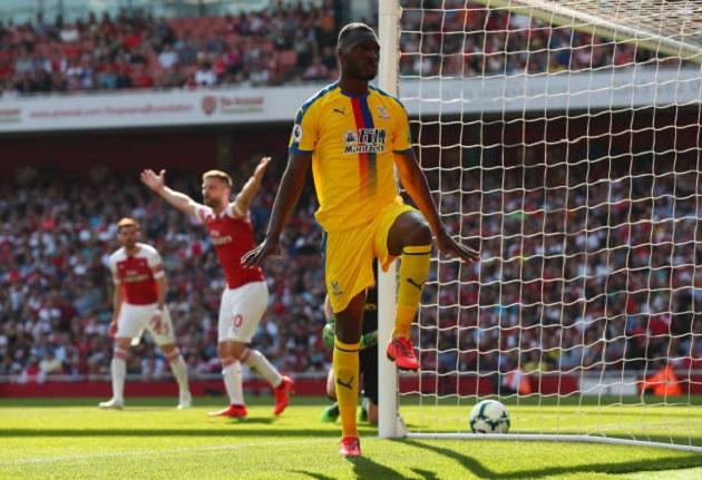 Thua sốc Crystal Palace, Arsenal tiếp tục khiến Man Utd mộng mơ về top 4 - Bóng Đá