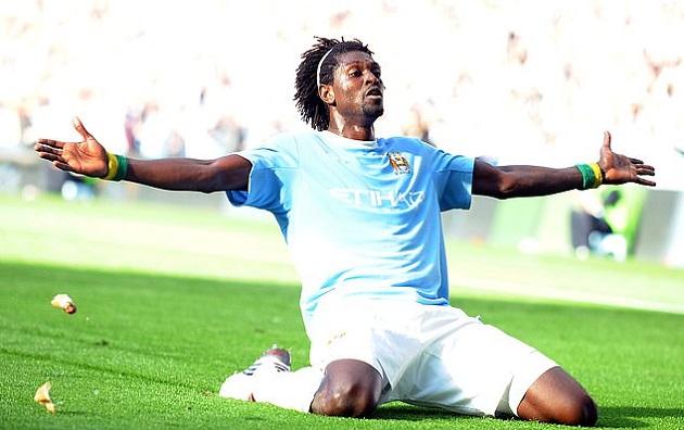 Adebayor chưa bao giờ phản bội Arsenal - Bóng Đá
