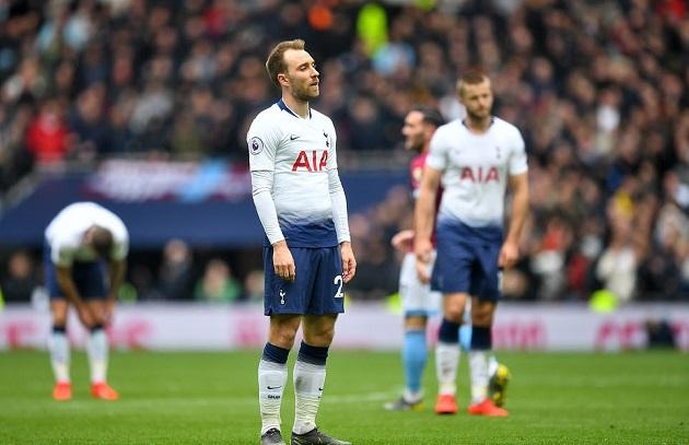 Tottenham thua cuộc ảnh hưởng thế nào đến cuộc chiến top 4? - Bóng Đá