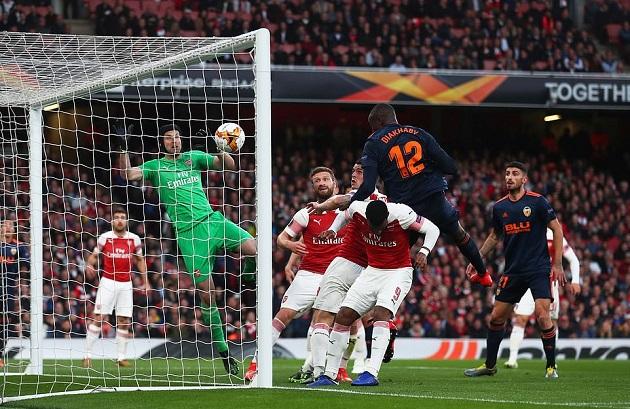 TRỰC TIẾP Valencia vs Arsenal: Đội hình ra sân dự kiến - Bóng Đá