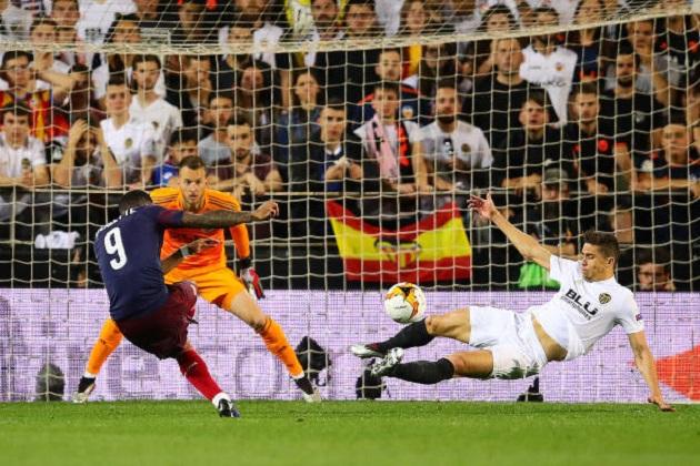TRỰC TIẾP Valencia 1-2 Arsenal: Lacazette đưa đội khách đến bờ vực thẳm (H2) - Bóng Đá