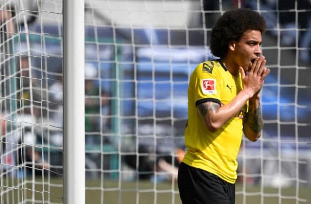 TRỰC TIẾP Monchengladbach 0-0 Dortmund: Đội khách vùng lên (H1) - Bóng Đá