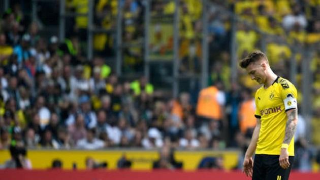 TRỰC TIẾP Monchengladbach 0-0 Dortmund: Reus đưa bóng đập cột (H1) - Bóng Đá