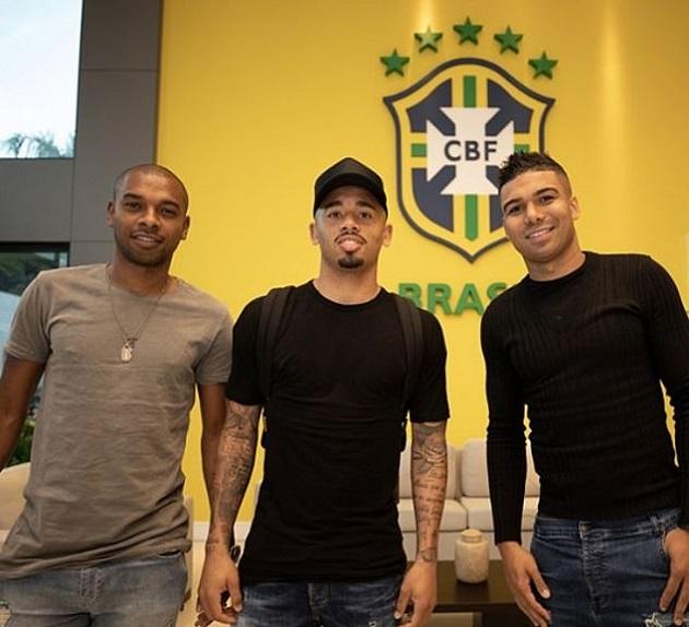 Sao Brazil gây ấn tượng mạnh với
