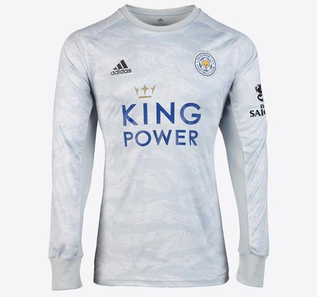 Màn ra mắt áo đấu sân khách đậm chất nghệ sĩ đường phố của Leicester - Bóng Đá