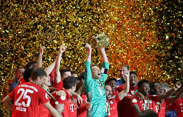 Bayern vô địch, chỉ mình công thần này lầm lũi đi vào đường hầm - Bóng Đá