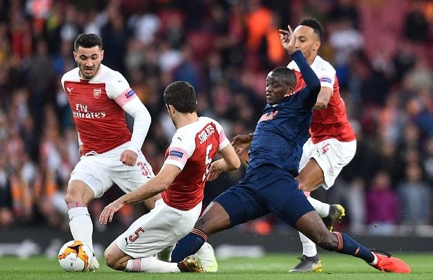 Đội hình kết hợp Chelsea - Arsenal: Hazard lép vế trước 'song sát' - Bóng Đá