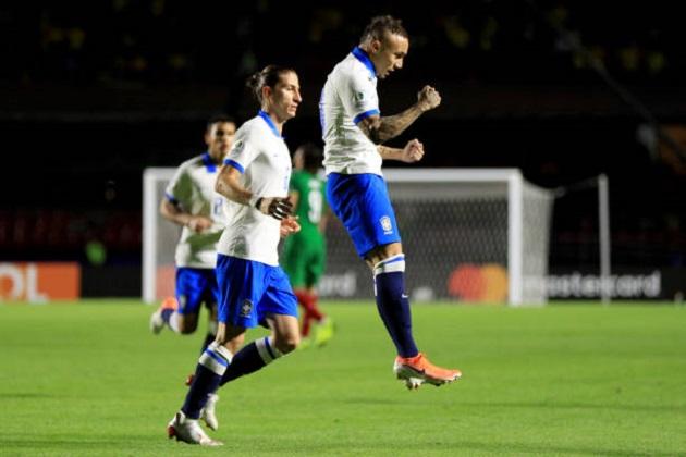 5 điểm nhấn Brazil 3-0 Bolivia: Mục tiêu Man Utd bùng nổ, Tite trình làng