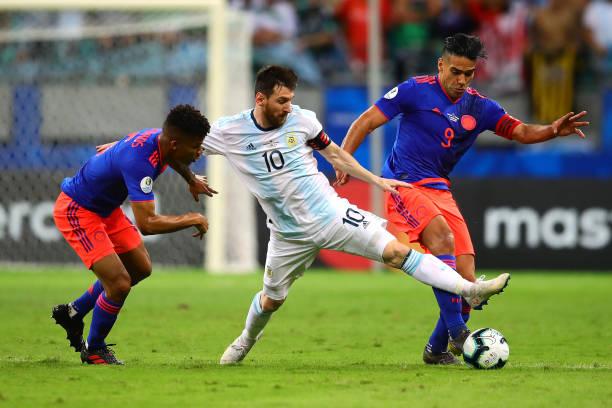 Argentina thua trận mở màn: Lại một mùa Copa làm nền cho Brazil? - Bóng Đá
