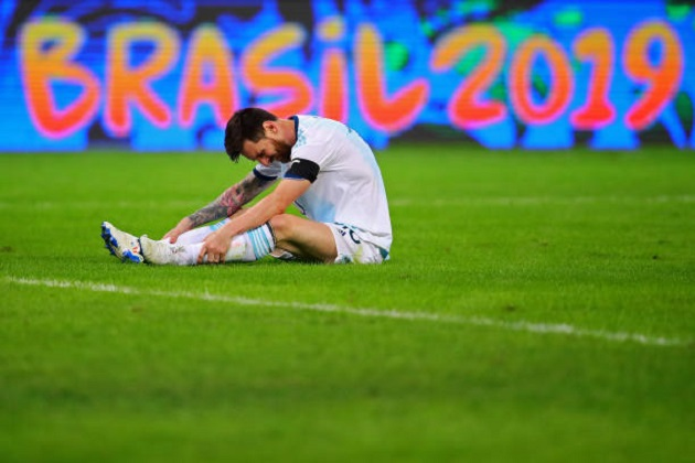 Kịch bản nào sẽ khiến Argentina bị loại ở loạt trận cuối? - Bóng Đá