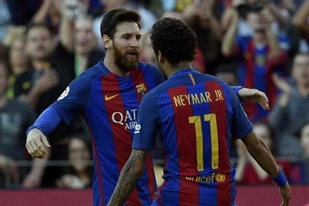 Được Neymar