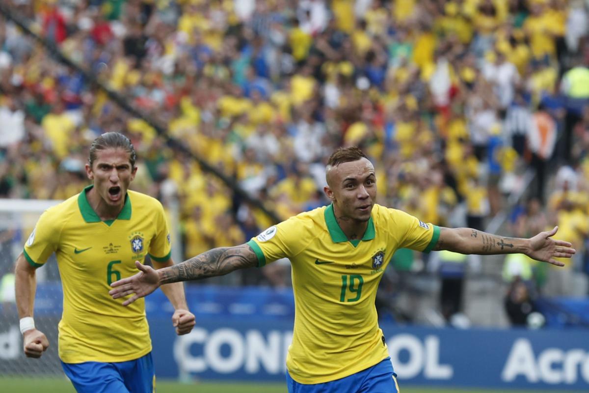 Nhận định Brazil vs Paraguay: Tiếp đà hưng phấn - Bóng Đá