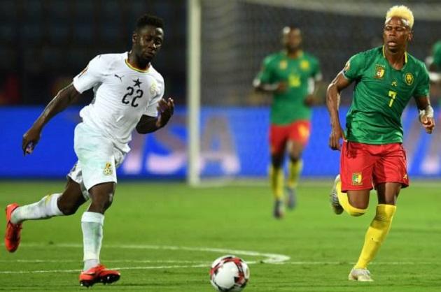Ảnh trận Ghana - Bóng Đá