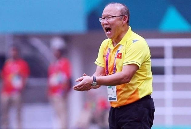 HLV Park Hang-seo đang có nhiều lựa chọn ở vị trí tiền đạo - Bóng Đá