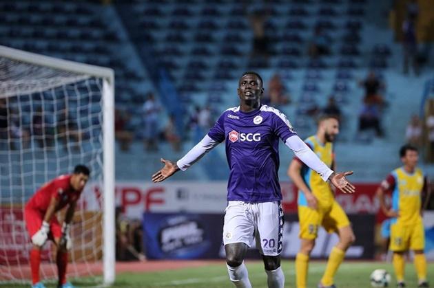 Pape Omar: Thương vụ chuyển nhượng đáng giá từng đồng của Hà Nội FC - Bóng Đá
