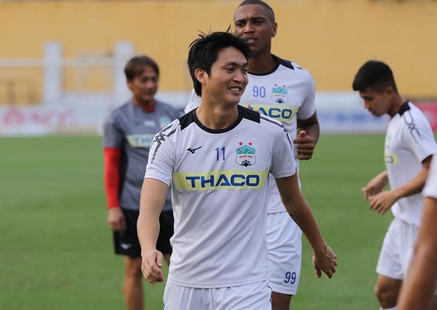 Hành trình 4 năm 6 tháng 17 ngày để có bàn thắng thứ 2 tại V-League của Tuấn Anh - Bóng Đá