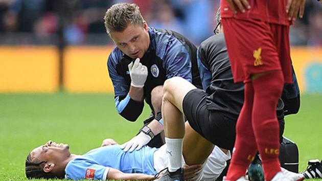 Leroy Sané may require surgery on his right knee - Bóng Đá