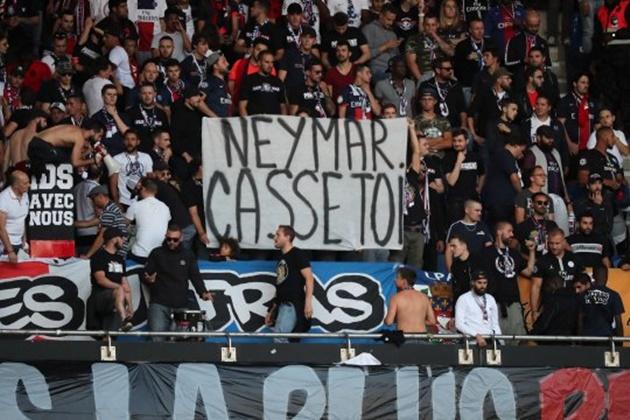Kylian Mbappe speaks out on Neymar after PSG fan call Brazil star a