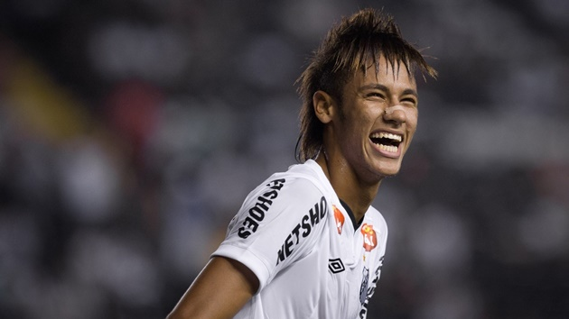 Neymar: Bản hợp đồng