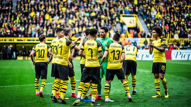 Borussia Dortmund: A Journey From Europe's Worst Run Club to One of the Best - Bóng Đá