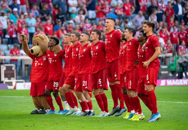Three observations made from Bayern Munich's comfortable 6-1 victory against Mainz 05 - Bóng Đá