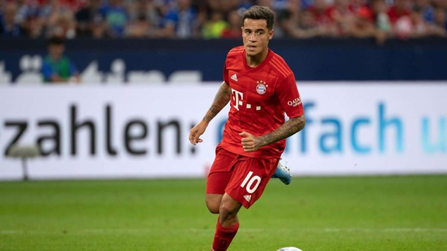 HOW CAN PHILIPPE COUTINHO CHANGE THE BAYERN MUNICH ATTACK THIS SEASON? - Bóng Đá