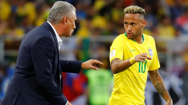 Only Messi and Ronaldo better than unstoppable Neymar, says Tite - Bóng Đá