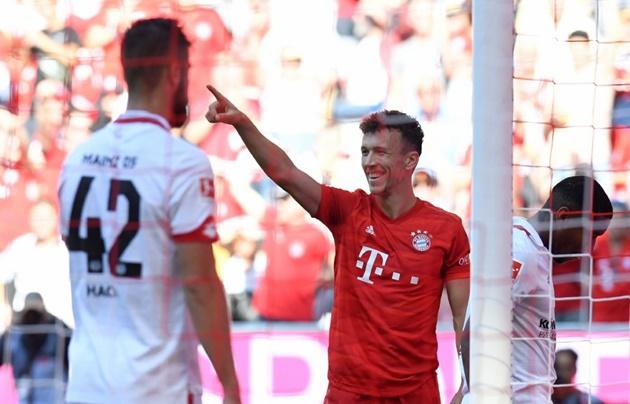Where will Ivan Perisic play for Bayern Munich? - Bóng Đá
