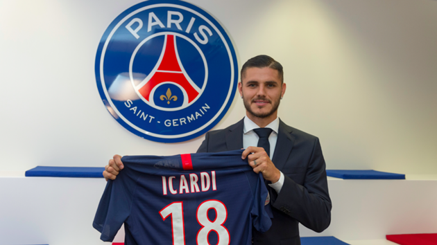 'Undisciplined' Icardi will fit right in with PSG, says Di Canio - Bóng Đá
