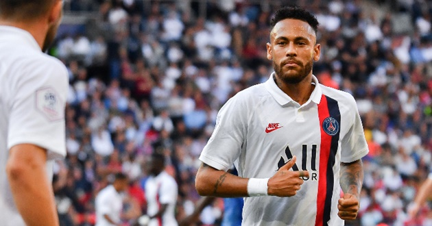 Neymar responds to PSG fans' boos - Every match is an away game - Bóng Đá