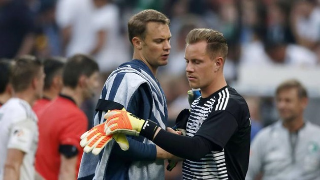 "Jens Lehmann blasts ter Stegen: ""If I lose 4-0 to Liverpool, I cannot make claims"" - Bóng Đá"