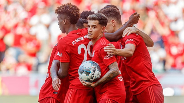 'He brings another dimension to our game' - Coutinho's intelligence praised by Bayern coach Kovac - Bóng Đá