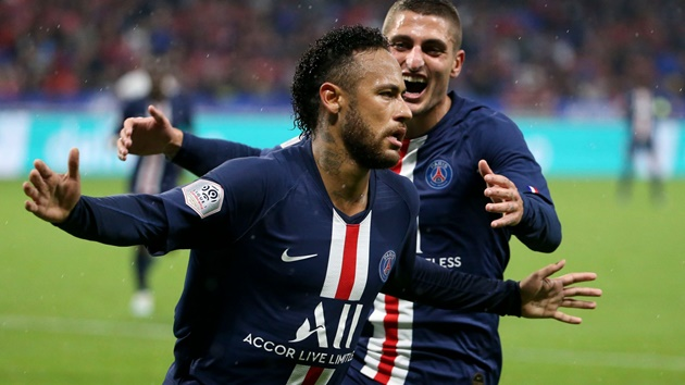 'We are improving with every game' - Neymar sounds warning to PSG rivals - Bóng Đá