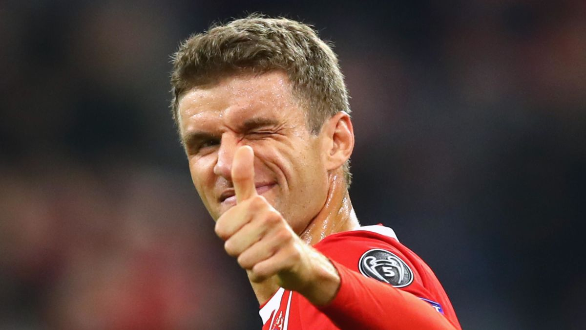 Thomas Muller opens up about his future at Bayern Munich - Bóng Đá